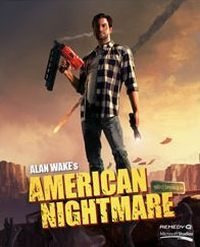 Okładka Alan Wake's American Nightmare (X360)