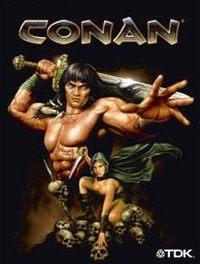 Okładka Conan: The Dark Axe (GCN)