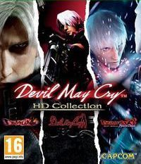 Okładka Devil May Cry HD Collection (PC)