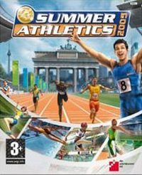 Game Box for Summer Athletics 2009 (PS2)