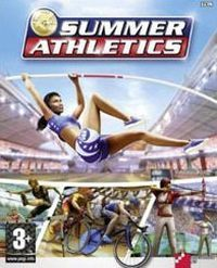 Okładka Summer Athletics (PS2)