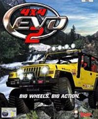 Okładka 4x4 Evo 2 (XBOX)