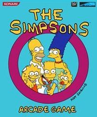Okładka The Simpsons: Arcade Game (PS3)