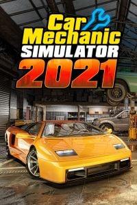 Car Mechanic Simulator 2021 (PC cover