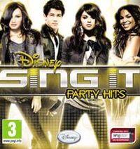 Okładka Disney Sing It: Party Hits (PS3)