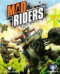 Game Box for Mad Riders (PC)