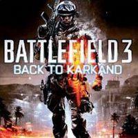 Okładka Battlefield 3: Back to Karkand (PS3)