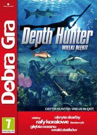 Depth Hunter (PC cover