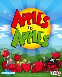 Game Box for Apples to Apples (PS3)