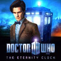 Okładka Doctor Who: The Eternity Clock (PS3)