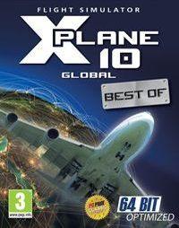 Okładka X-Plane 10 (PC)