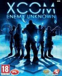 Okładka XCOM: Enemy Unknown (PC)