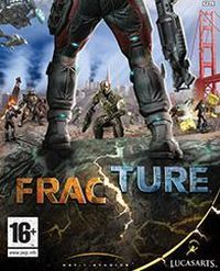 Okładka Fracture (PS3)
