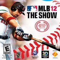 Okładka MLB 12: The Show (PSV)