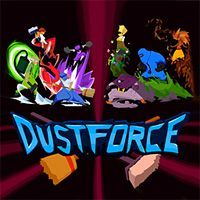 Okładka Dustforce (PC)