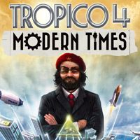 Game Box for Tropico 4: Modern Times (PC)
