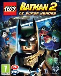 Okładka LEGO Batman 2: DC Super Heroes (PC)