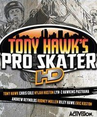 Game Box for Tony Hawk's Pro Skater HD (X360)