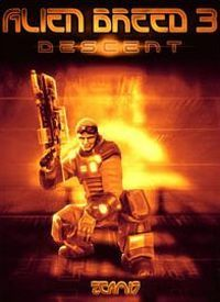 Okładka Alien Breed 3: Descent (PC)