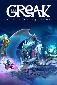 Greak: Memories of Azur (PC cover