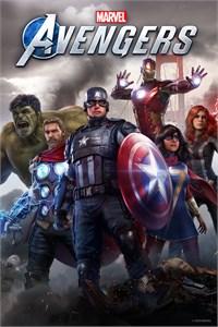 Okładka Marvel's Avengers (PC)