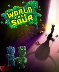 Game Box for World Gone Sour (PC)
