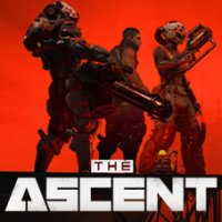 Game Box for The Ascent (PC)