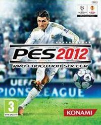 Game Box for Pro Evolution Soccer 2012 (PC)