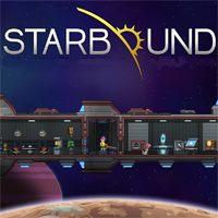 Okładka Starbound (PC)