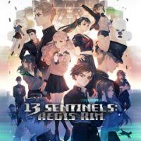 13 Sentinels: Aegis Rim (PS4 cover