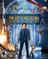 Night at the Museum: Battle of the Smithsonian (X360 cover