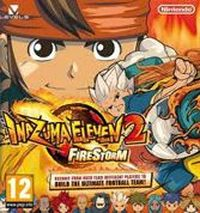 Game Box for Inazuma Eleven 2: Firestorm (NDS)