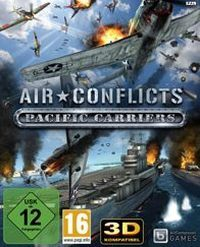 Okładka Air Conflicts: Pacific Carriers (PC)