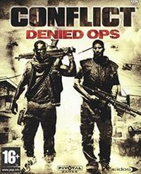 Okładka Conflict: Denied Ops (PC)