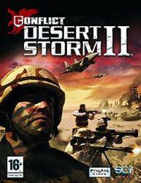 Okładka Conflict: Desert Storm II - Back to Baghdad (PC)