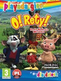 Okładka Jakers! The adventure of Piggley Wink (PC)