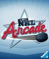 Okładka 3 on 3 NHL Arcade (PS3)