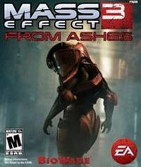 Okładka Mass Effect 3: From Ashes (PC)