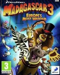 Game Box for Madagascar 3: The Video Game (X360)