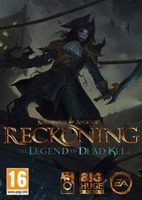 Game Box for Kingdoms of Amalur: Reckoning - The Legend of Dead Kel (PC)