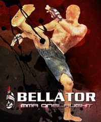 Game Box for Bellator: MMA Onslaught (X360)