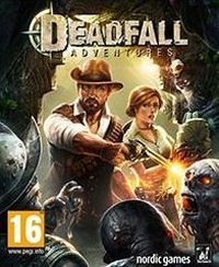 Game Box for Deadfall Adventures (PC)