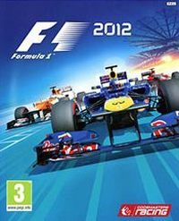 Game Box for F1 2012 (PC)