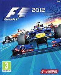 Okładka F1 2012 (X360)