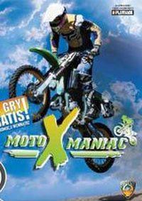 Okładka Moto X Maniac (PS2)