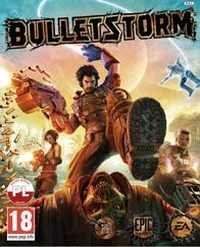 Game Box for Bulletstorm (PC)