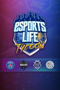 Okładka Esports Life Tycoon (PC)