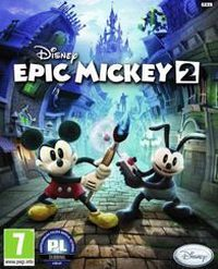 Game Box for Epic Mickey 2: The Power of Two (X360)