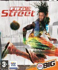 Okładka FIFA Street (2005) (PS2)