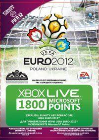 Okładka UEFA Euro 2012 (PC)